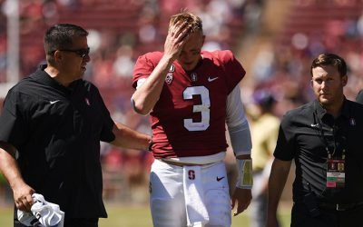 Dr Seth Sherman Stanford Football